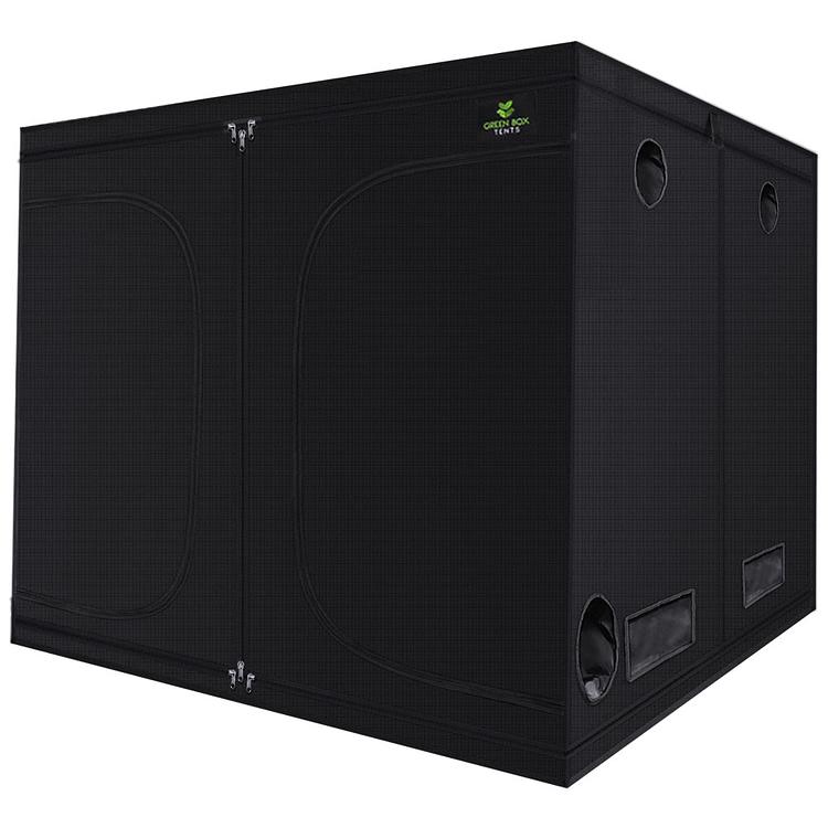 Green Box LOW 240x240x180